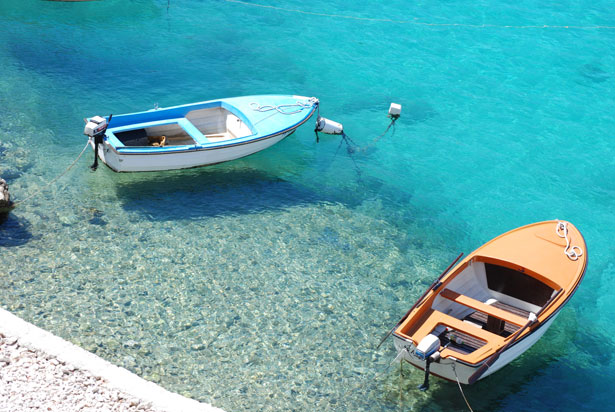 Dovolená v Chorvatsku na písečné pláži