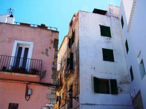 Španělsko-budovy