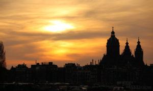 Dovolená v Nizozemsku v Amsterdamu