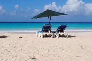 barbados-pláž