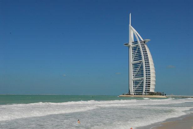 Dovolená v Dubaji
