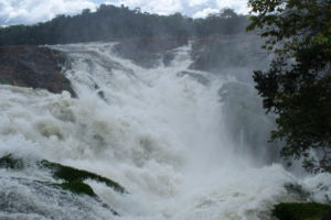 Venezuele-vodopády