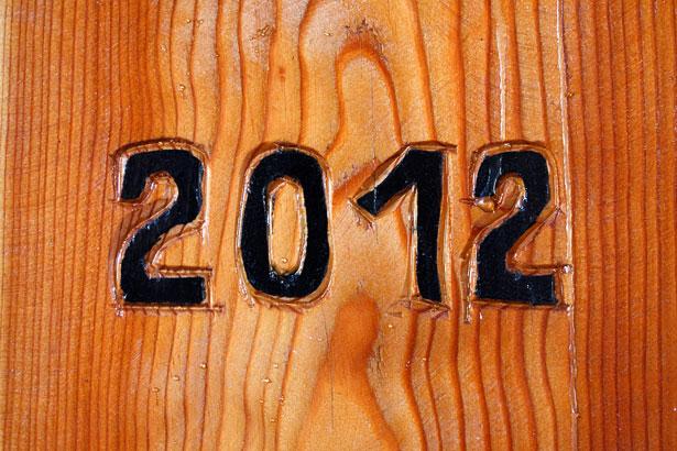 Dovolená v roce 2012
