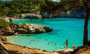 Dovolená na Menorce
