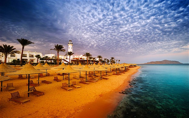 Egypt: letenky z Prahy za 9 143 Kč do Sharm El Sheikh