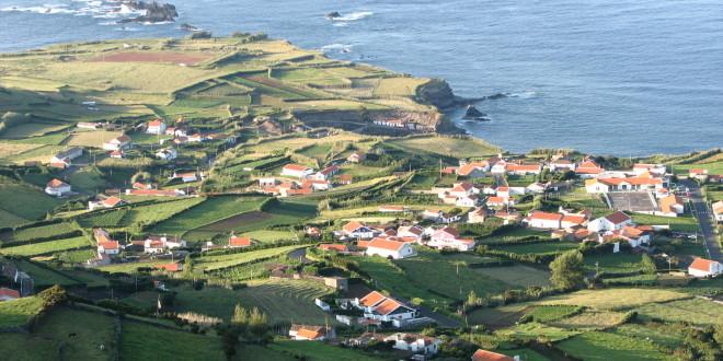 Ponta Delgada na Azorech