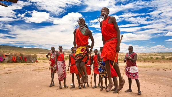 Život s Masaji