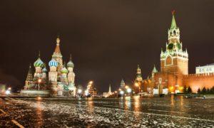 Perfektní den v Moskvě