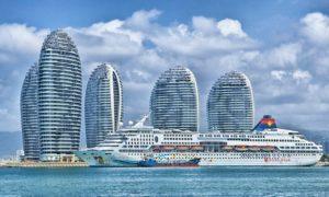 Luxusní zájezdy lodí