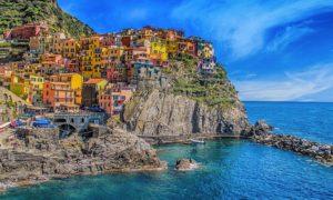 Cinque Terre Itálie
