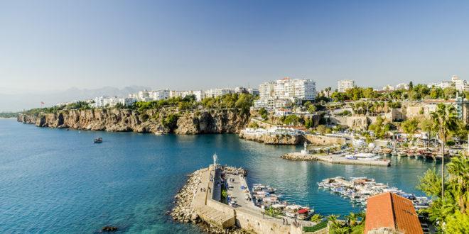 Hlavní atrakce turecké Antalye