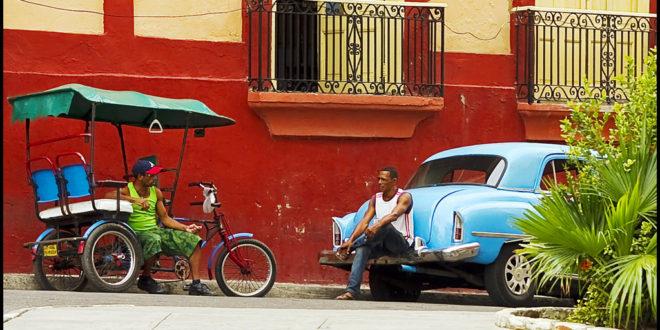 Hlavní atrakce Kuby