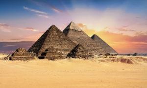Zájezd, Dovolená v Egyptě